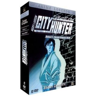 City Hunter   Nicky en DVD FILM pas cher
