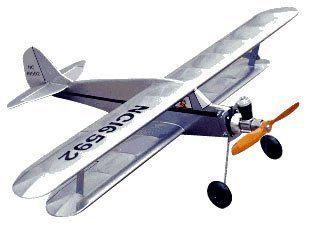 Waco YKS 6 Conrol Line Airplane Ki oys & Games