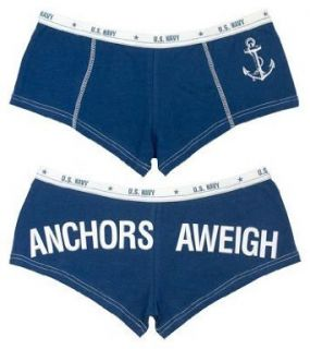 NAVY   Anchors Away   Military Clothing   Blue Booty