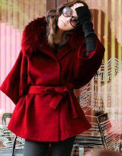 Cashmere / Alpaca / Merino Double Breasted Coat   Jacket