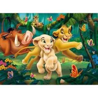 104 pcs   Effet 3D  Le roi lion   Achat / Vente PUZZLE Puzzle 104