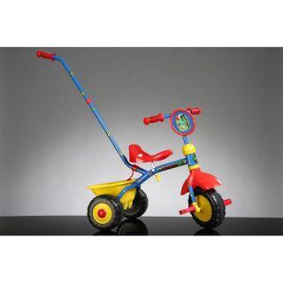 DINO Tricycle Trike Bébé. Coloris  bleu/rouge/jau   Achat / Vente