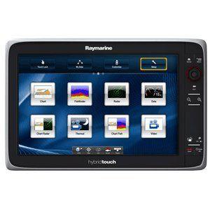 Raymarine e165 15.4 Multifunction Display   Charts Not