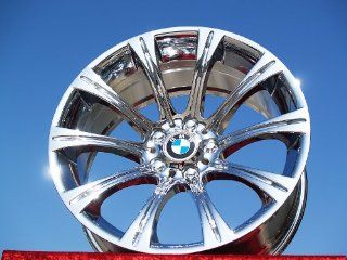 BMW M5Style 166 (M166) Set of 4 genuine factory 19inch chrome wheels