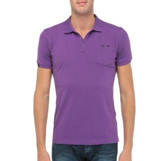 DIESEL Polo Milpa Homme Violet   Achat / Vente POLO DIESEL Polo Homme