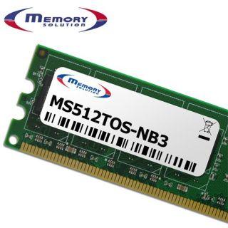 Memoire RAM 512 Mo pour Notebook Toshiba Qosmio G20 105,  G20 106