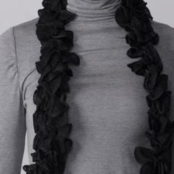 Hailey Jeans Co. Pretty Angel Womens Ruffled Scarf