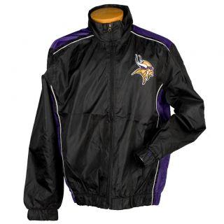 G3 Mens Minnesota Vikings Light Weight Jacket