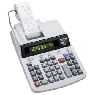 Canon Heavy Duty 14 Digit 2 Color Print Calculator Today $76.49