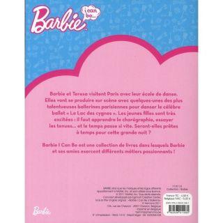 BALLERINE BARBIE ; I CAN BE   Achat / Vente livre Marie Françoise