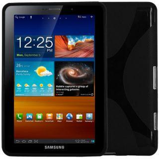 SKQUE Samsung Galaxy Tab Black TPU Case