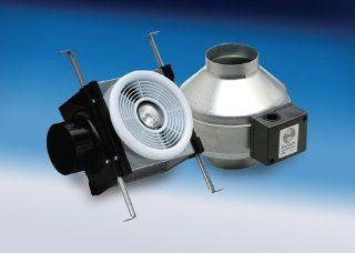 Fantech PB110H Bathroom Exhaust Fan 4 Duct   110 CFM 50 watt Dimmable