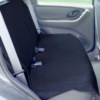 Hill & Dale Universal Fit Black Seat Cover