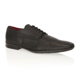 Modèle Doric. Coloris  Noir. Chaussure Derby REDSKINS Homme en cuir