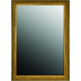 Waterfall Gold Over Antiqued Silver Mirror (26 x 36) Today $136.99