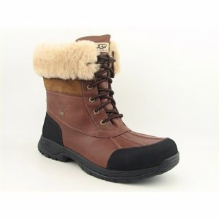 UGG Australia Mens Brown Butte Snow Boots (Size 13) Today $157.99