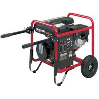 Porter Cable H451CS W 4,500 Watt 9 HP Portable Generator