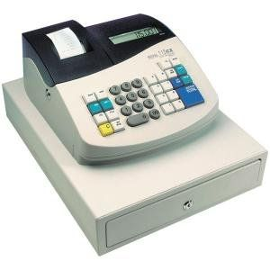 ROYAL 14508P PORTABLE BATTERY OPERATED CASH REGISTER