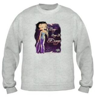 Betty Boop Boop Boop A Doop Adult Sweatshirt Clothing