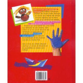 TRAVAUX CREATIFS POUR JEUNES ARTISTES   Achat / Vente livre Collectif