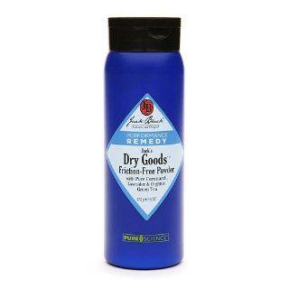com Jack Black Dry Down Friction Free Powder 6 fl oz (170 ml) Beauty