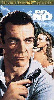 Dr No [VHS] Sean Connery, Ursula Andress, Bernard Lee