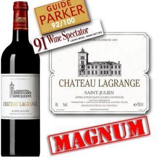 Magnum de Château Lagrange Saint Julien 2009   Achat / Vente VIN