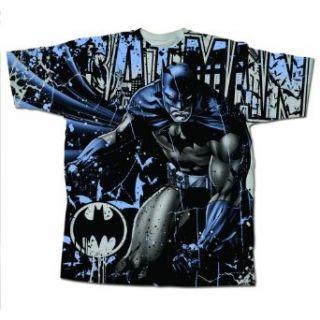 BTM176 Batman Mr. Bat T shirt XXL Clothing
