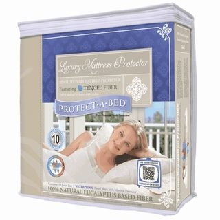 Protect A Bed Luxury Waterproof Mattress Protector