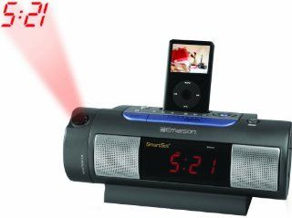 Emerson iC172 iPod Dock Alarm Clock Radio  Players