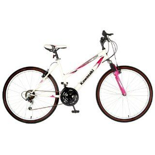 Kawasaki KX26G Womens 26 Inch Mountain Bike Sports