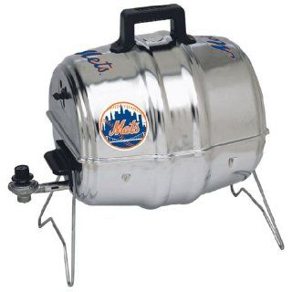 New York Mets Keg A Que Propane Grill