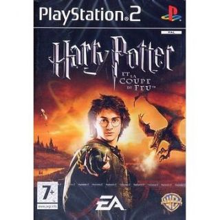 HARRY POTTER ET LA COUPE DE FEU   Achat / Vente PLAYSTATION 2 HARRY