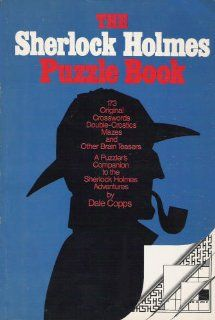 The Sherlock Holmes puzzle book 173 original crosswords