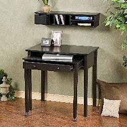 Rollout Black Nesting Desk