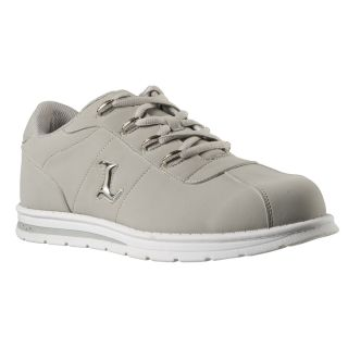 Lugz Mens Zrocs DX Grey/ White Sneakers