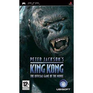 KING KONG   Achat / Vente PSP KING KONG