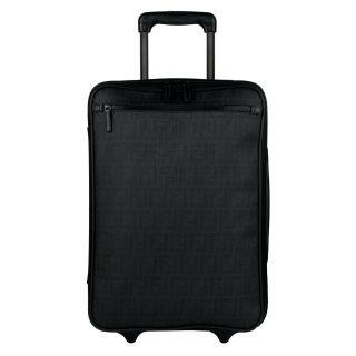Fendi Zucca Trolley Travel Bag
