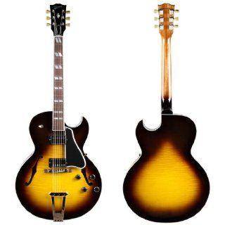 Gibson ES 175 Classic Electric Guitar, Vintage Sunburst