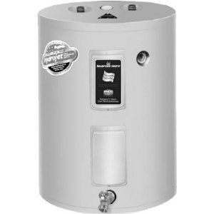 Bradford White MI20L6DS 20 Gallon Electric Water Heater   Lowboy Model