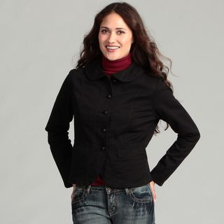 Live a Little Womens Seamed Jacket