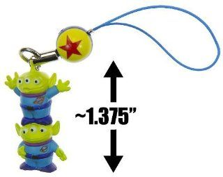 Squeeze Toy Aliens (~1.375) Toy Story 3 Sunny Side Mini