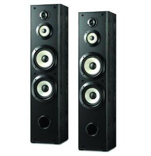 Sony Powerful 180 watts 4 Way Floor Standing Speakers