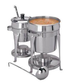Next Day Gourmet Au Ju Stainless Steel Sauce Warmer 3