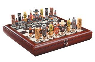 Jack Daniels Chess Set: Sports & Outdoors