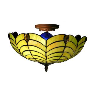 Tiffany style Shell Hanging Light Today $95.99 3.8 (15 reviews)