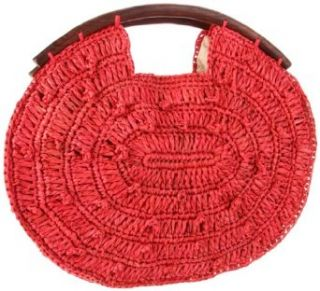 Mar Y Sol Juliette 7119 C Clutch,Coral,One Size Clothing