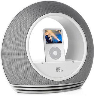 JBL Radial High Performance Loudspeaker Dock for iPod