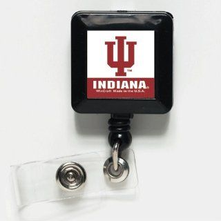 Indiana University Retractable badge holders Sports