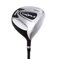 Wilson Profile Junior Large Golf Club Set